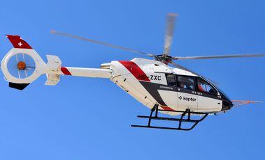 Kopter SH09 Prototyp Nr 3.